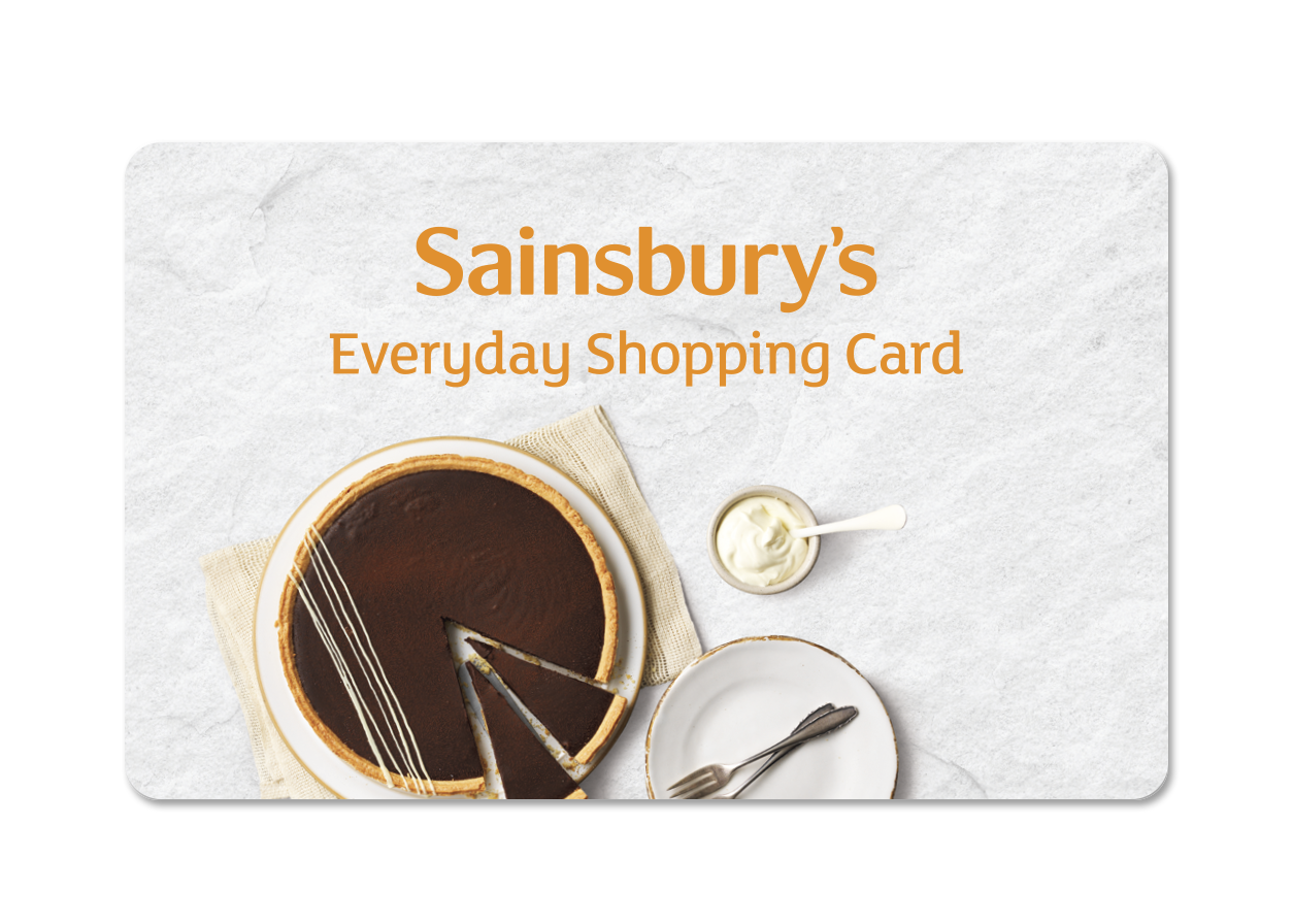 Everyday Shopping Gift Card Cover