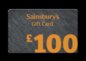 £100 Slate Gift Card