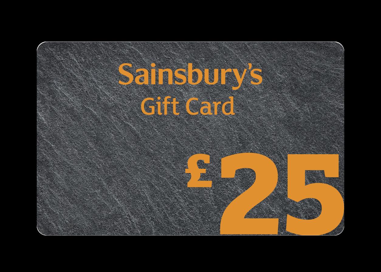 £20 Slate Gift Card Cover