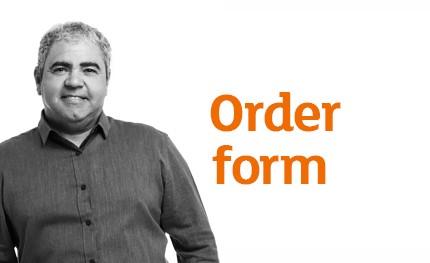 Order Form Thumbnail